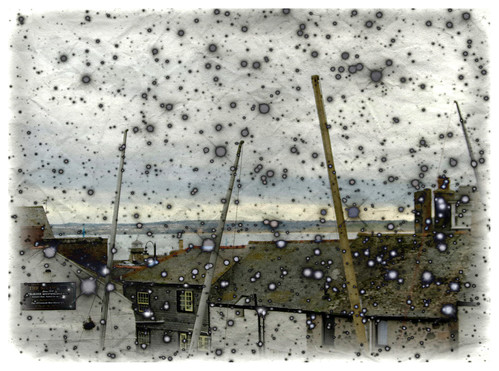 over St. Ives rooftops | by Carolyn Saxby