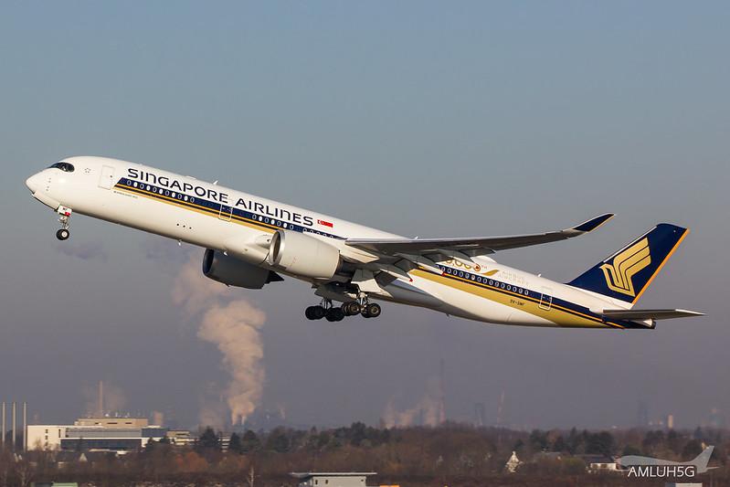 Singapore Airlines - A359 - 9V-SMF (3)