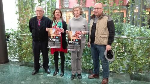 Presentación de la Muestra de Artes Plásticas al Aire Libre Ciudad de Dos Hermanas