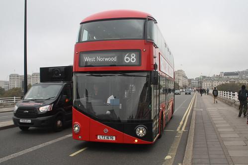 London Central LT676 LTZ1676