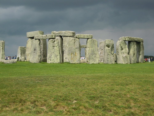 Take a day trip to Stonehenge. From Studying Abroad in London: Weekend Trips You Should Take