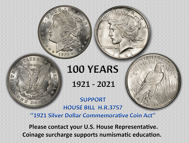 2020 coin legislation 100 years