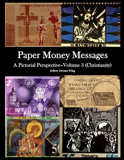 Paper Money Messages Vol 3 Cover Front