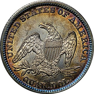 Rainbow Seated Liberty REV