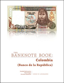 Banknote Book Colombia chapter cover
