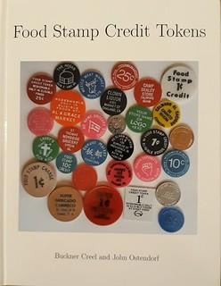 Food Stamp Credit Tokens book cover