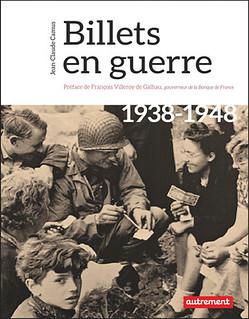 Billets en guerre book cover