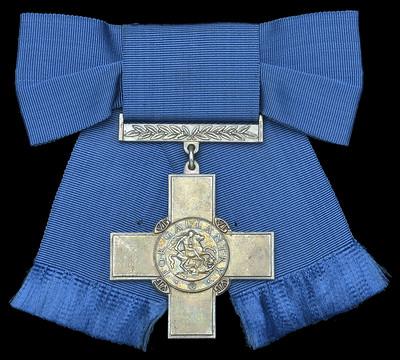 Violette Szabo's George Cross