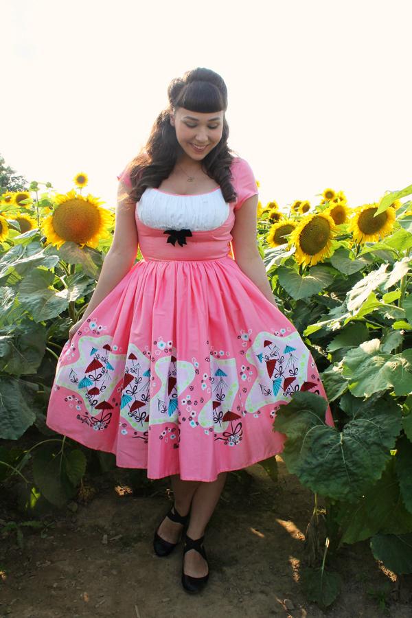 pinup girl dress