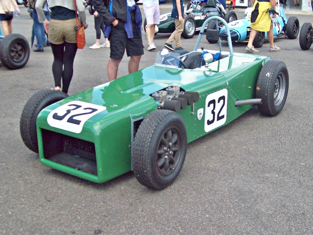 551 Mallock U2 Mk2 1960 Mallock U2 Mk2 1960 Engine