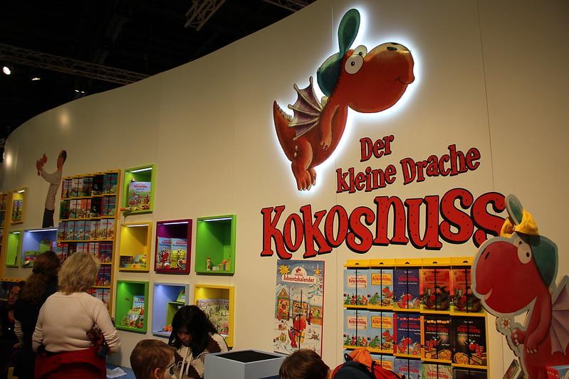 Der kleine Drache Kokosnuss - Frankfurt Buchmesse 2015