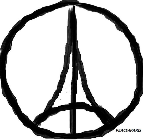 PEACE4PARIS20151113 | by Alain Van den Hende