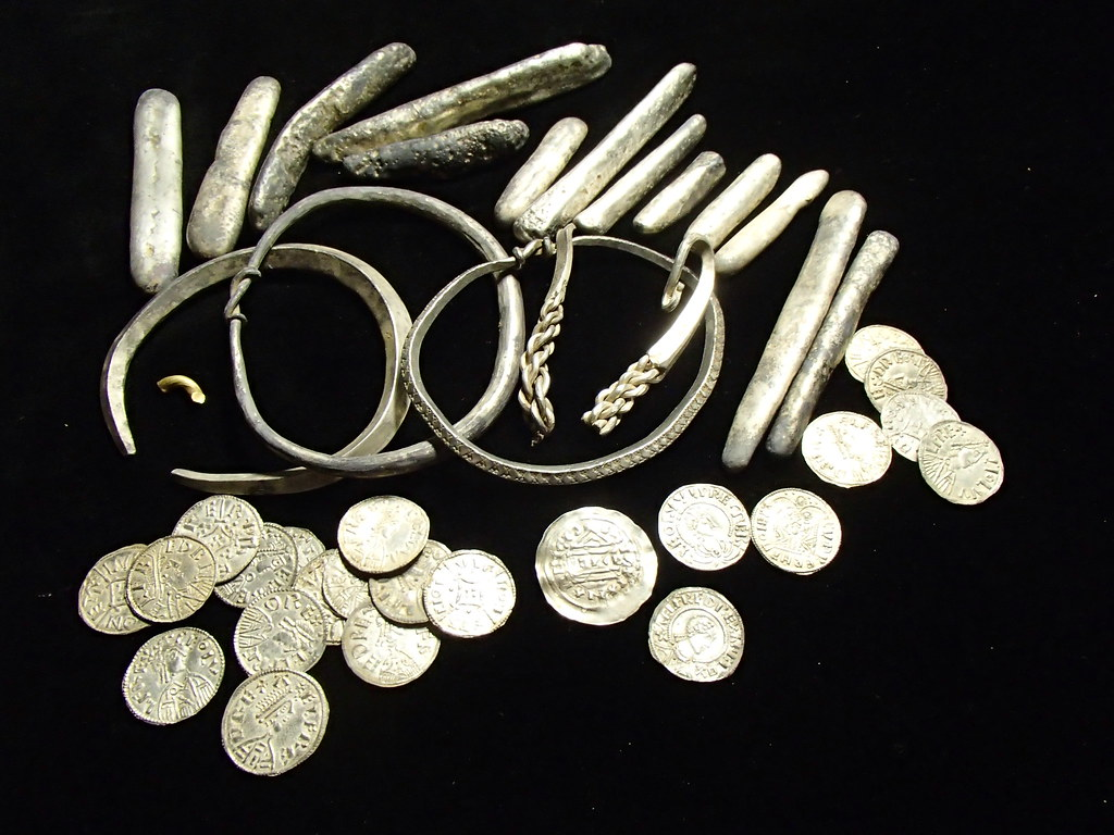 Watlington Hoard, a selection