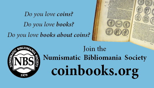 NBS Do You Love Coin Book card ad
