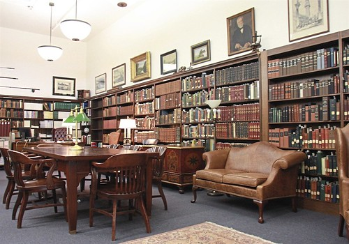 Carnegie Library of Pittsburgh Oliver Room