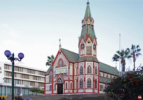 Catedral San Marcos de Arica, arica, paminsa, manuel alarcon