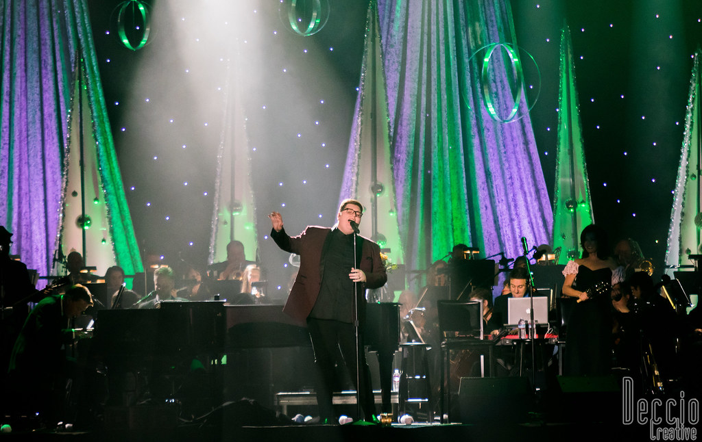Jordan Smith | Amy Grant and Michael W. Smith Christmas Tour… | Flickr