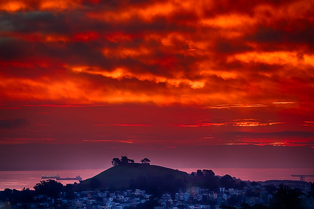 Bernal Sunrise