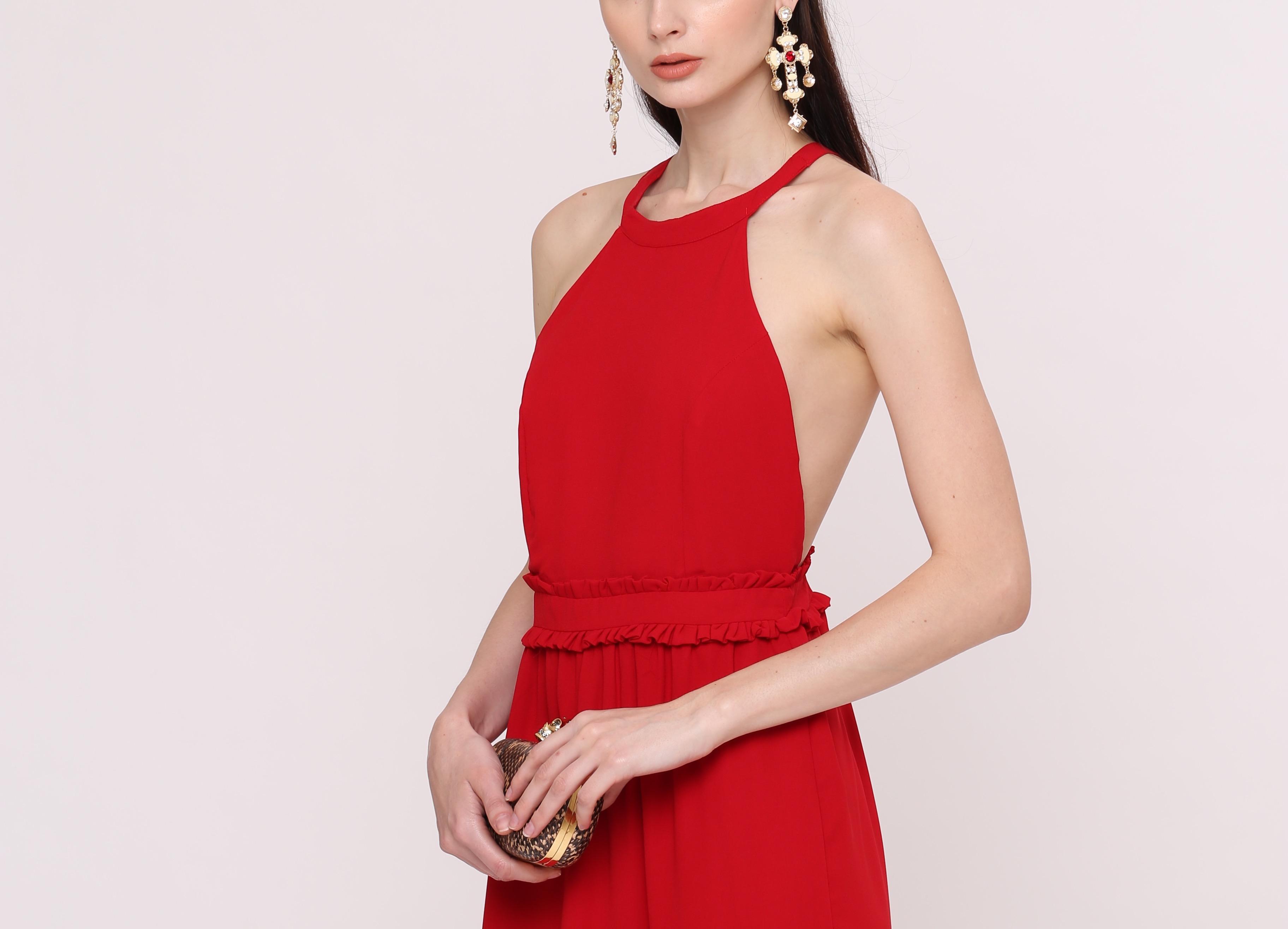 Wearstatuquo Jardine Dress
