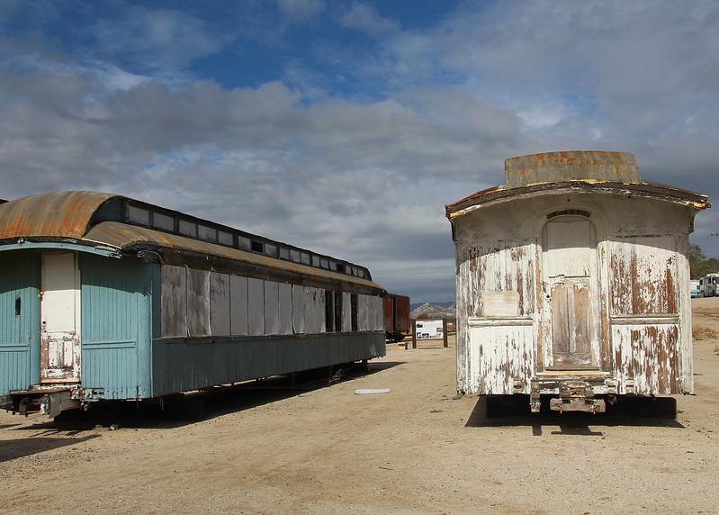 Campo Railroad Museum