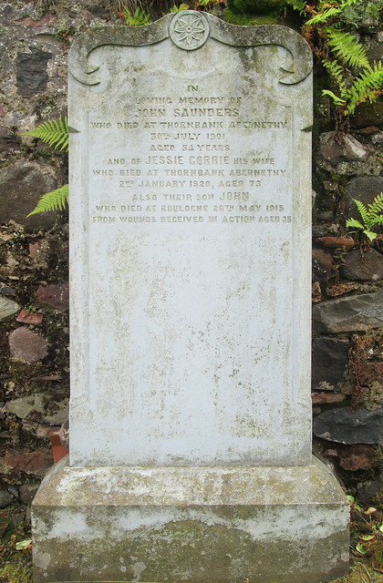 Abernethy War Inscription 4