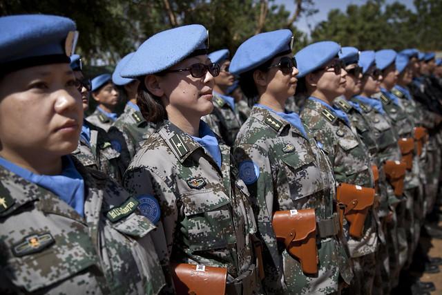 Mulheres na ONU