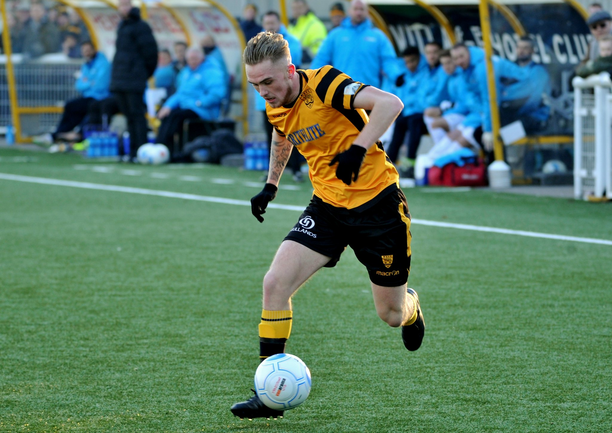 Maidstone United v Torquay United 120
