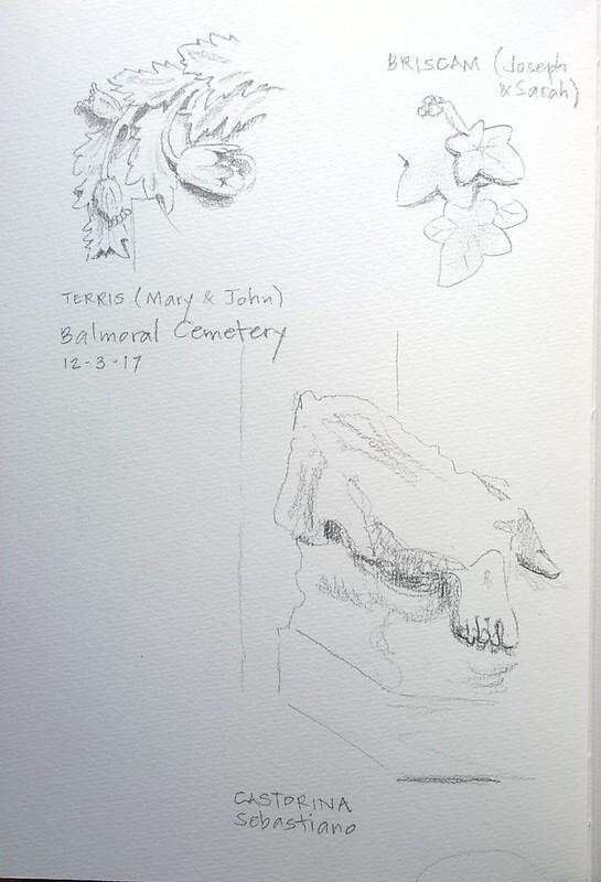2017-03-12 Balmoral Cemetery