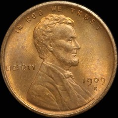 1909-S_VDB_Lincoln_cent_obverse