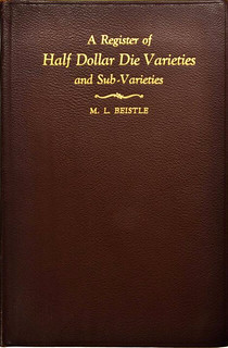 Beistle's Register, Deluxe Leatherbound Edition