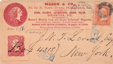 Mason Nov 28, 1868 to JNT levick