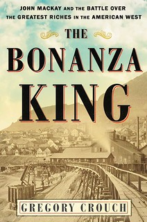 Bonanza KIng book cover