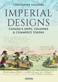 Imperial Designs Ships, Colonies Commerce tokens book cover