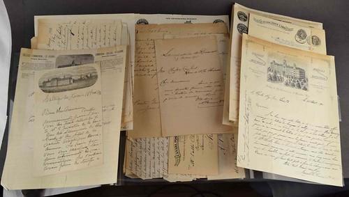 Correspondence 1894 - 1896