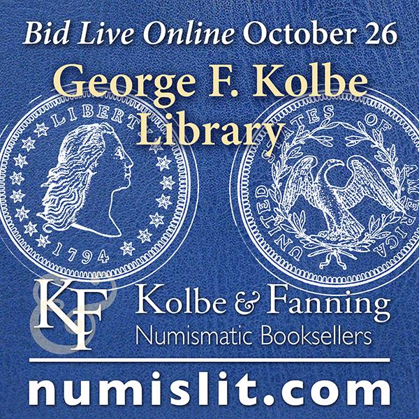 Kolbe-Fanning E-Sylum ad 2019-09-29 Kolbe Library