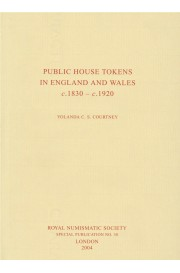 Public House Tokens in England and Wales