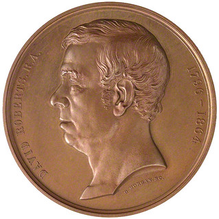 Medal-1875-David Roberts