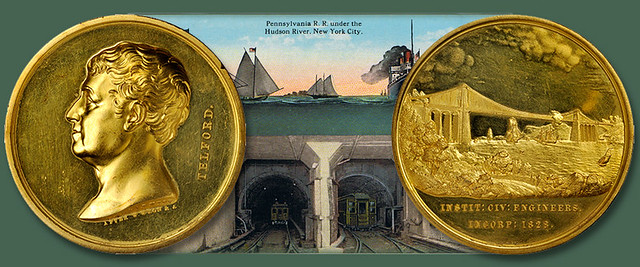 Gold Telford Medal