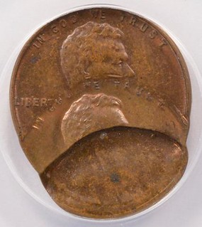 1941 Double-Struck Wheat Cent obverse