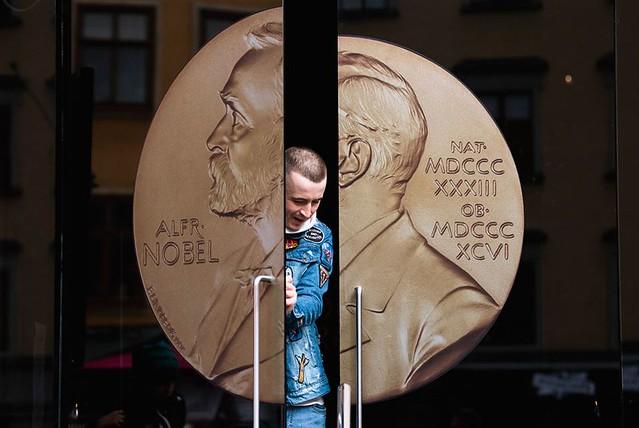 Nobel Museum door1