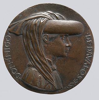 Renaissance Portrait Medal 1975.1.1301