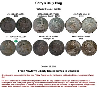 Gerry Fortin Daily Blog