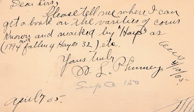 Phinney Wendell postcard to Chapmans 4_7 rev