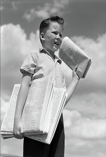 Generic paperboy