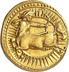 Gold zodiac mohur 07_42a00