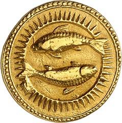 Gold zodiac mohur 03_45a00