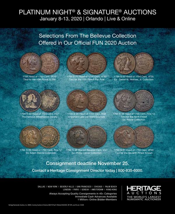 Heritage E-Sylum ad 2019-11-17