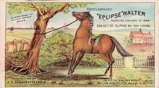 Lighthouse JOhn C 1885 postcard