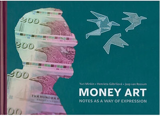 MONEY ART book cover
