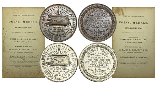 Numismatic Auctions sale 64 Lot 282